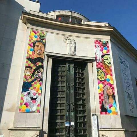 David Griggs, 'City Prince/sses',  Palais De Tokyo, Paris