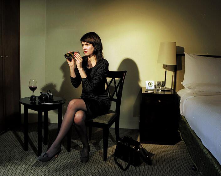 Anne Zahalka Room 3905, Hotel Suite, 2008; Type C print; 75 x 92.5 cm; enquire