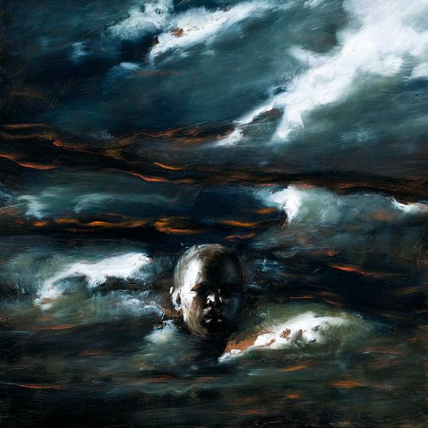 Louise Hearman Untitled #1302, 2008; Oil on masonite; 61 x 61 cm; enquire