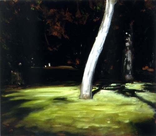 Louise Hearman Untitled #839, 2001; Oil on masonite; 53 x 62 cm; enquire