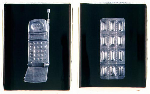 Fiona Hall Untitled, 1994; polaroid photographs; 68 x 53 cm; each (image size), diptych; enquire