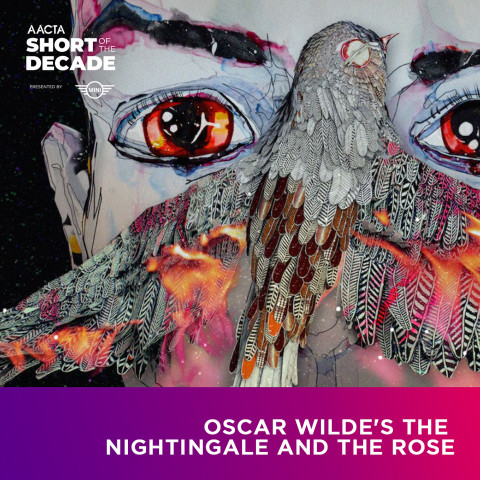 "'Oscar Wilde's ""The Nightingale and the Rose""' nominated for Short Film of the Decade by AACTA"
