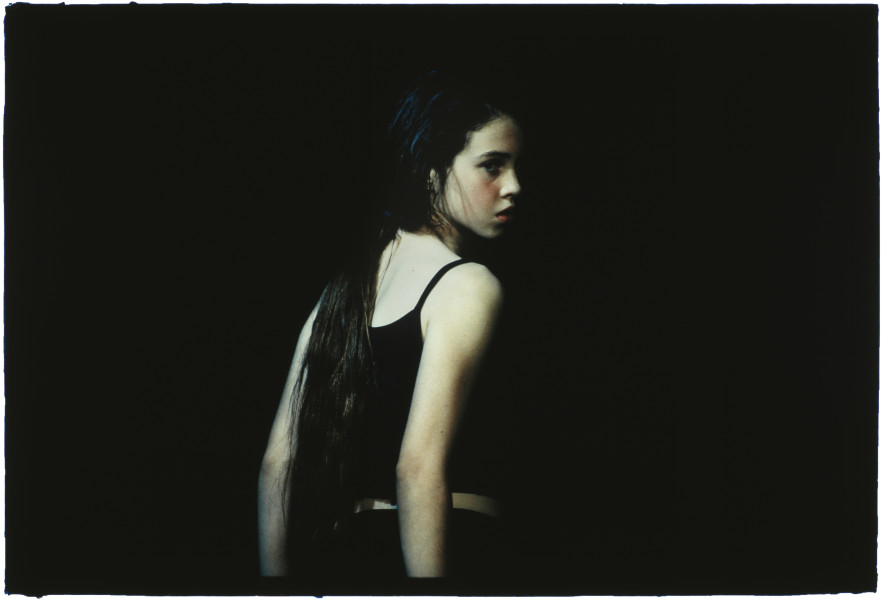 Bill Henson Untitled #21, 1998-00; JPC SH46 N26A   ; Type C photograph; 127 x 180 cm; Edition of 5 + AP 2; Enquire