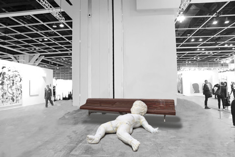 Michael Parekowhai | Art Basel Encounters, Hong Kong