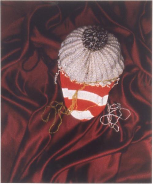 Lyndal Walker Grunge 2, 1993-95; R22 colour prints; 76 x 54 cm; enquire
