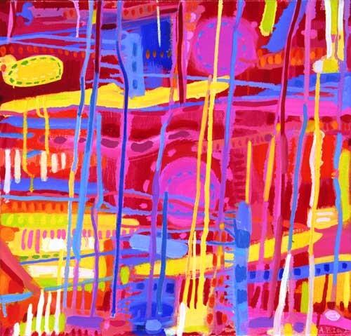 Angela Brennan Views & details III, 2002; Oil on linen; 37 x 39.5 cm; enquire