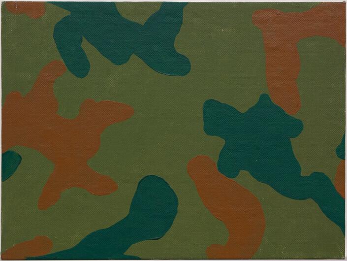 Tony Clark , 0; oil on canvas board; 30.5 x 22.5 cm; enquire