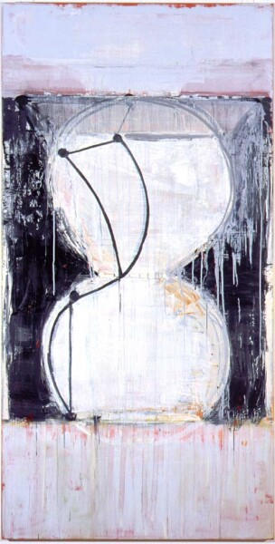 John Firth-Smith Phases No. 2, 2001; Oil on linen; 6 ft x 3 ft; enquire