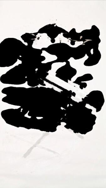 Julie Rrap Escape Artist: Black Ink Shoes, 2009; DVD; Duration: 3 min 20 sec; Edition of 5 + AP 2; enquire