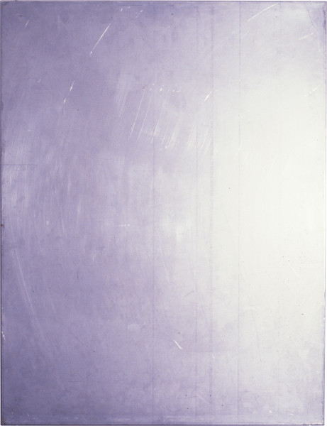 John Nixon Self Portrait (Non-Objective Composition), 1987; polished stainless steel; 79 x 61 cm; enquire