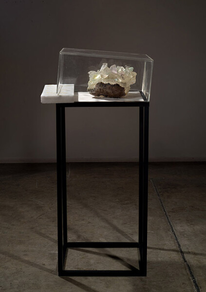 Hany Armanious Smokers, 2013; cast pigmented polyurethane resin; 127 x 58 x 48 cm; Edition of 2 + AP 1; enquire