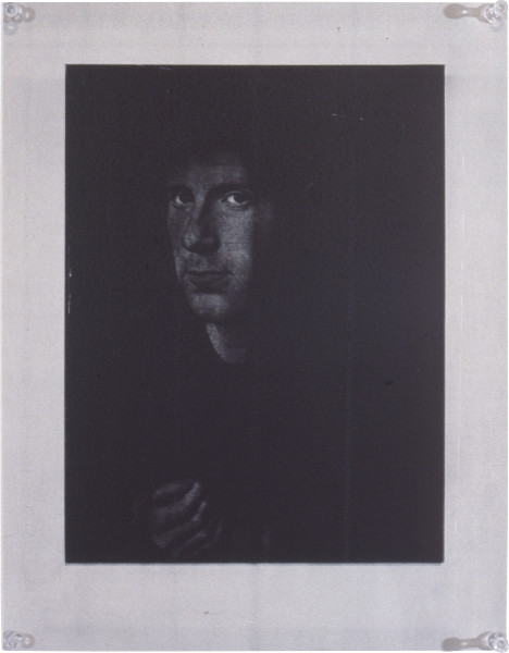 Lindy Lee Event without moment, 1985; photocopy on Stonehenge paper; 24 x 16 cm; enquire