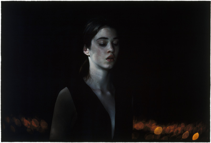 Bill Henson Untitled #85, 2000-01; JPC SH161 N19; type C photograph; 127 x 180 cm; Edition of 5 + AP 2; enquire