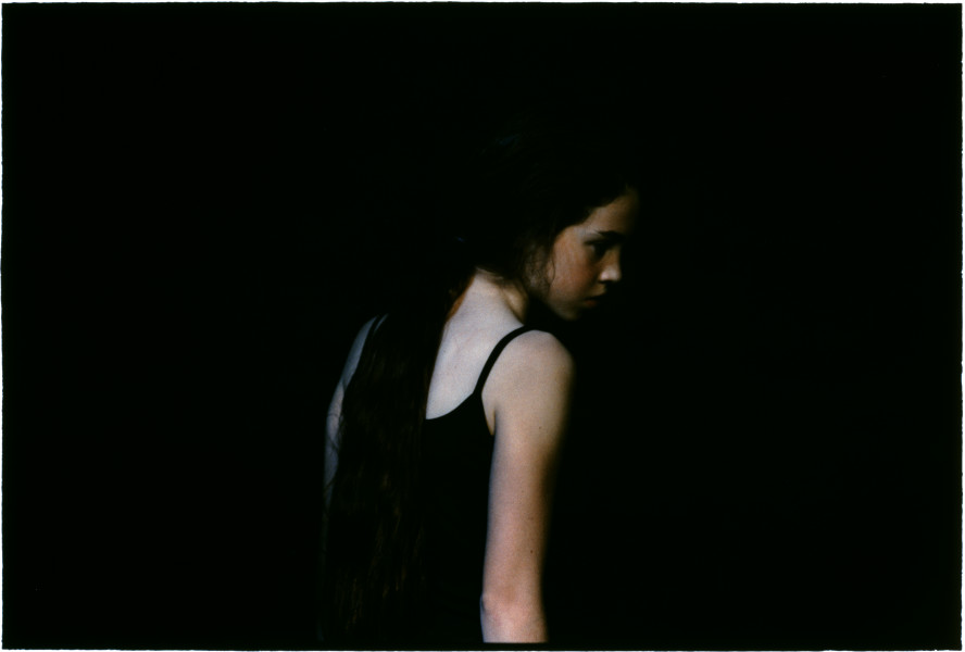 Bill Henson Untitled, 1998-00; JPC SH 49 N 35 / gallery ref. #26; Type C photograph; 127 x 180 cm; Edition of 5 + AP 2; enquire