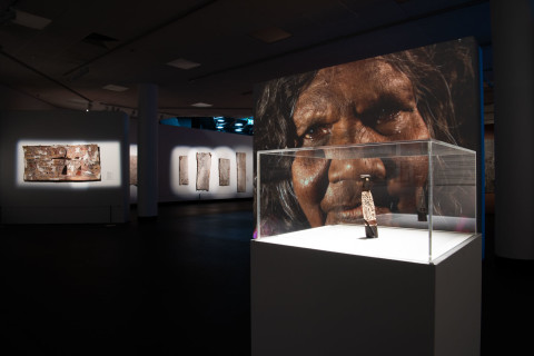 'the moment eternal: Nyapanyapa Yunipinu' at MAGNT