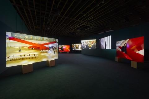 Isaac Julien, 'Lina Bo Bardi - A Marvellous Entanglement', Guggenheim Bilbao, Spain