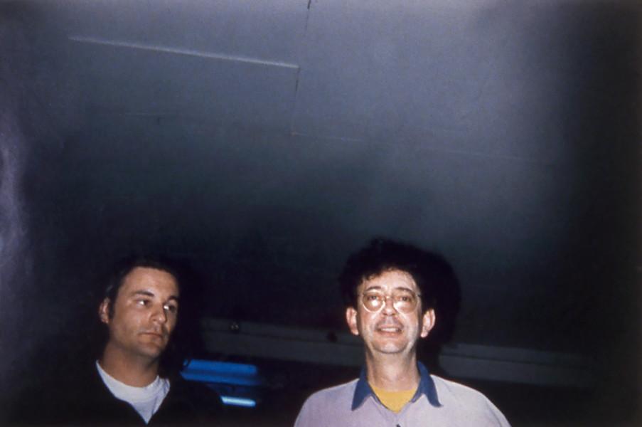 Dale Frank (Simon + David) Pool, 1996; Photograph; 50 x 60 cm; enquire