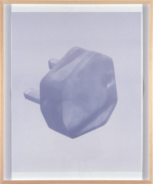 Marcus Taylor Untitled, 1992; six colour screen print with varnish; 86 x 70.5 cm; Edition of 65; enquire
