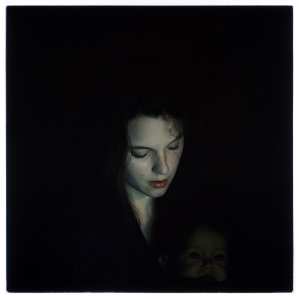 Bill Henson Untitled 34/91, 1990-91; from the series Paris Opera Project; Type C photograph; 127 x 127 cm; series of 50; Edition of 10 + AP 2; enquire