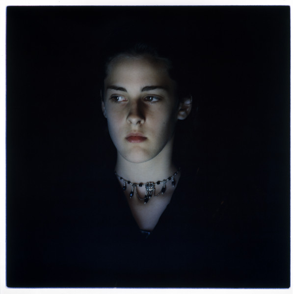 Bill Henson Untitled 39/139, 1990-91; from the series Paris Opera Project; type C photograph; 127 x 127 cm; series of 50; Edition of 10 + AP 2; enquire