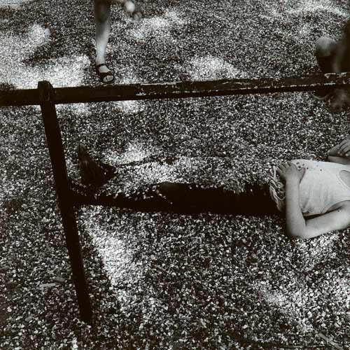 Fiona Hall London, 1976; gelatine silver photograph; 28 x 28 cm; enquire