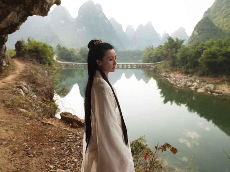 Isaac Julien Better Life (Ten Thousand Waves), 2010; Single screen projection: 35mm film transferred to HD video; Duration: 55 mins; Edition of 10 + AP 1; enquire