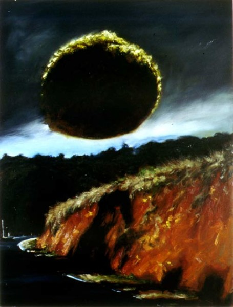 Louise Hearman Untitled #834, 2001; Oil on masonite; 92 x 69 cm; enquire