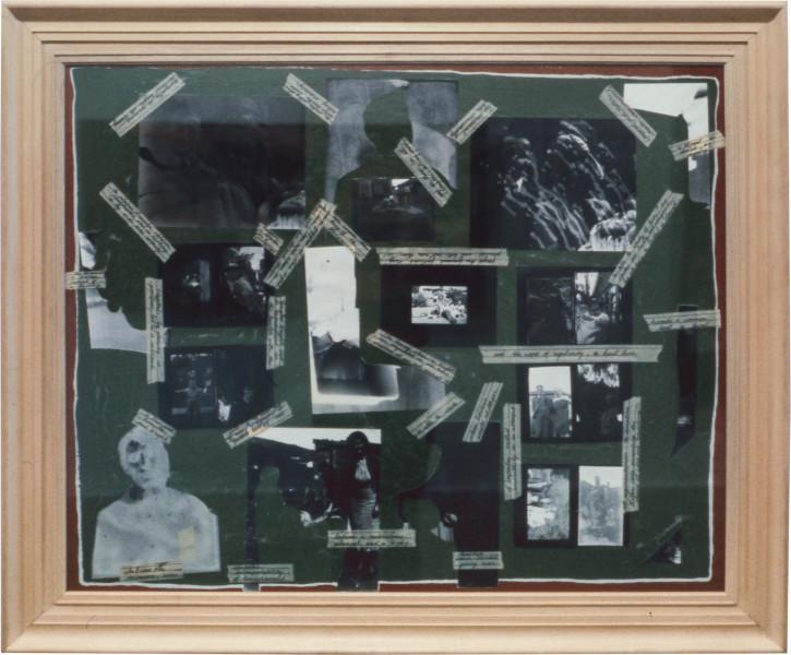 Gareth Sansom Family plot, 1979; Photographs; 82 x 102 cm; enquire
