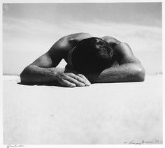 Julie Rrap | 'Under the Sun: Re-imagining Max Dupain's Sunbaker',  Australian Centre for Photography, Sydney