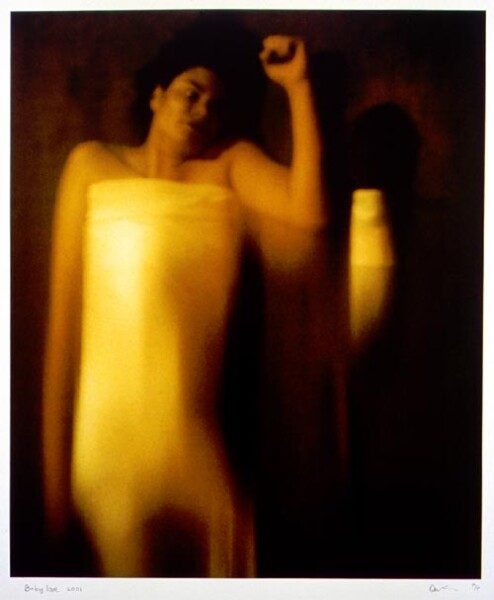 Destiny Deacon Baby Love, 2001; from the series Forced Into Images; Light jet prints from Polaroid originals; 95 x 77 cm; Edition of 20; enquire