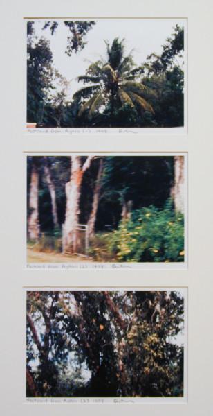 Destiny Deacon Postcard from Ayton 1, 2 & 3, 1998; 3 colour laser prints; 21 x 29.7 cm; Edition of 15; enquire
