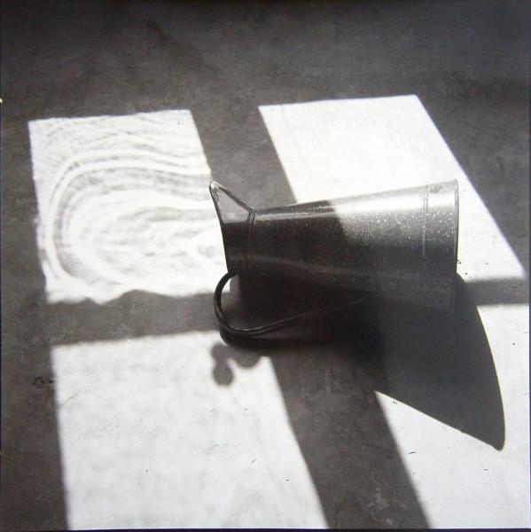 Bill Culbert Jug, window pane, France, 1980; silver gelatin prints; 40.5 x 40.5 cm; Edition of 25; enquire