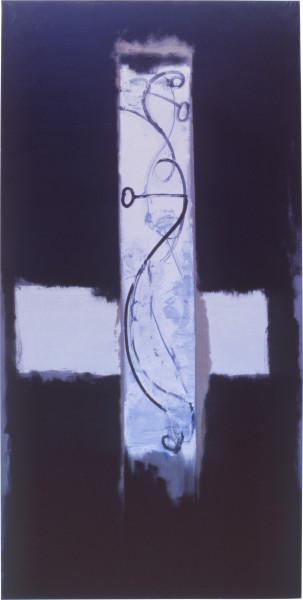 John Firth-Smith Faith, 1990; oil on linen; 305 x 152 cm; enquire