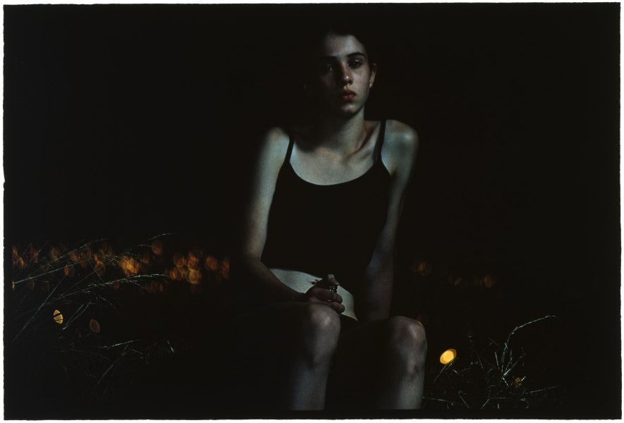 Bill Henson Untitled #10, 1999-00; JPC SH124 N15; type C photograph; 127 x 180 cm; Edition of 5 + AP 2; enquire