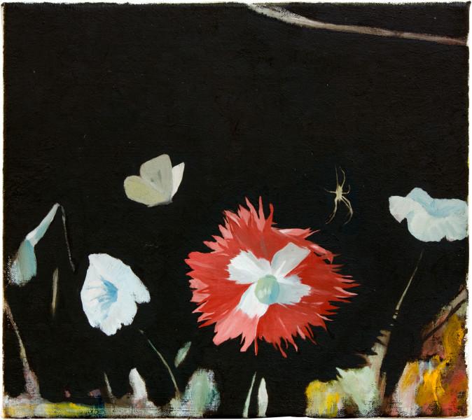 Glenn Sorensen Little Maria, 2011; oil on canvas; 27.3 x 30.5 cm; enquire