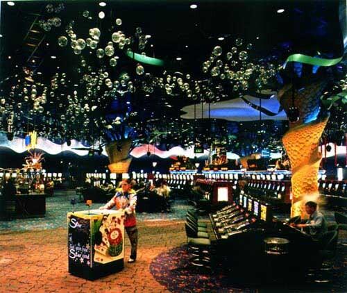 Anne Zahalka Star City Casino (oasis), 1998; type C photograph; 115 x 145 cm; Edition of 12; enquire