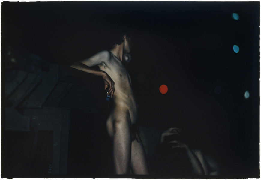 Bill Henson Untitled, 1998-00; CB 8 SH 11 N11 / gallery ref. #9; Type C Photograph; 127 x 180 cm; (paper size); Edition of 5 + AP 2; enquire