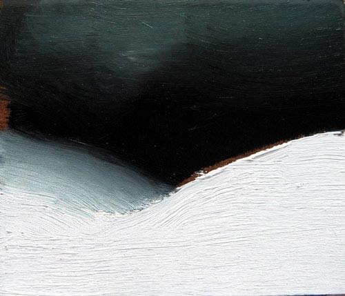 Louise Hearman Untitled #1176, 2005; oil on masonite; 10 x 12 cm; enquire