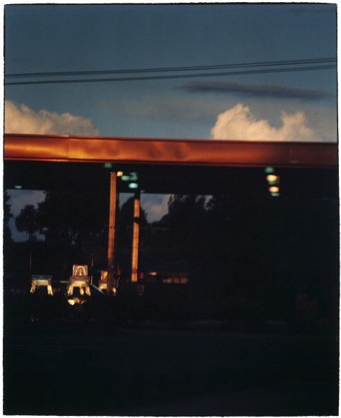 Bill Henson Untitled #44, 1985-86; gallery catalogue reference #96; Type C photograph; 134.5 x 114 cm; Paper size: 128 x 100 Image size: 105 x 86cm; Edition of 20; enquire