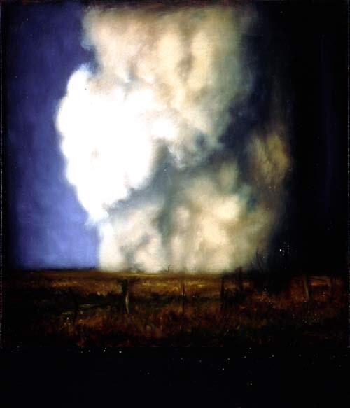 Louise Hearman Untitled #565, 1997; Oil on masonite; 47 x 46 cm; enquire