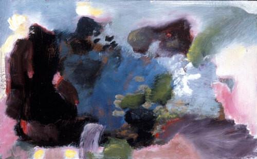 Louise Hearman Untitled #  776, 2003; oil on masonite; 54 x 33 cm; enquire