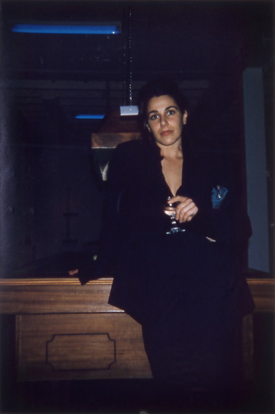 Dale Frank (Deborah) Pool, 1996; Photograph; 60 x 50 cm; enquire