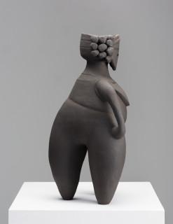 Renee So Woman III, 2018; stoneware; 46 x 22 x 23 cm; enquire