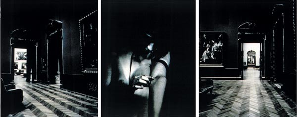 Bill Henson Untitled 24,26,25, 1983-84; Type C photograph; 100 x 80 cm; Triptych; Edition of 10; enquire