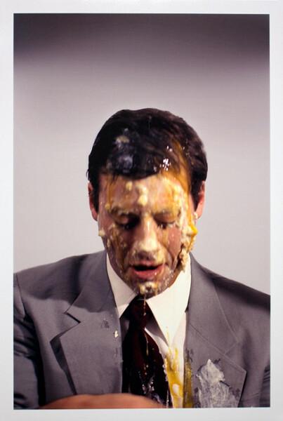 Callum Morton Pie Eyed #7, 2000; digit prints on archival paper; 70 x 45 cm; 85 x 59 (framed); enquire