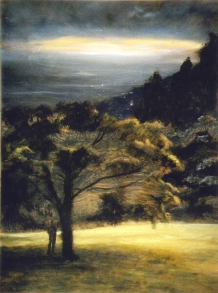 Louise Hearman Untitled #316, 1993; Oil on board; 48 x 36 cm; enquire