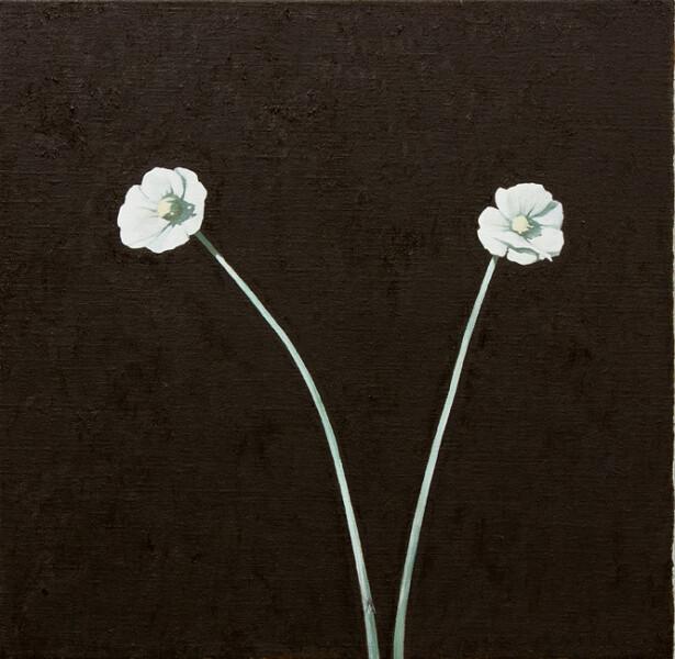 Glenn Sorensen Blind, 2012; oil on linen; 39 x 40 cm; enquire