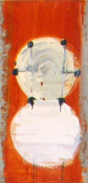 John Firth-Smith Memento No. 10, 2001; Oil on linen; 2 ft x 1 ft; enquire