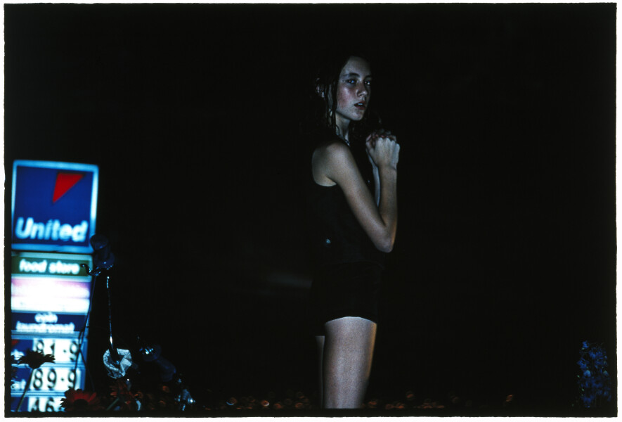 Bill Henson Untitled #46, 2000-01; LMO SH141 N10; type C photograph; 127 x 180 cm; Edition of 5 + AP 2; enquire