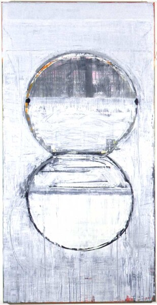 John Firth-Smith Phases No. 1, 2001; Oil on linen; 6 ft x 3 ft; enquire